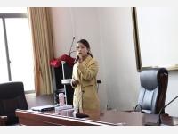 林启凤律师受邀到昆明铁道职业技术学院(羊甫校区)开展《民法典》及禁毒防艾宣传教育讲座